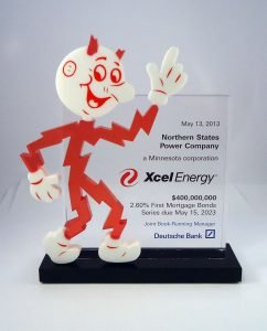Northern States Power Lucite Deal Toy The Corporate Presence