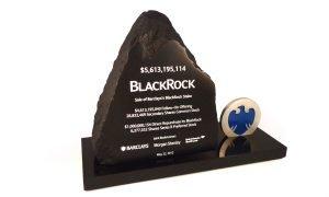 BlackRock Resin Dealtoy