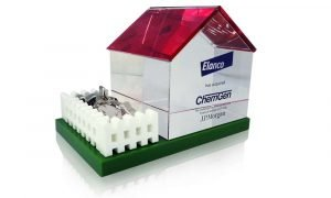 The Corporate Presence Acrylic Embedment