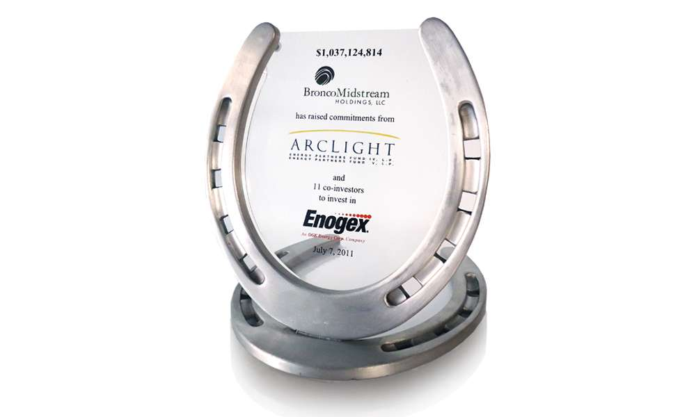 Enogex Custom Lucite