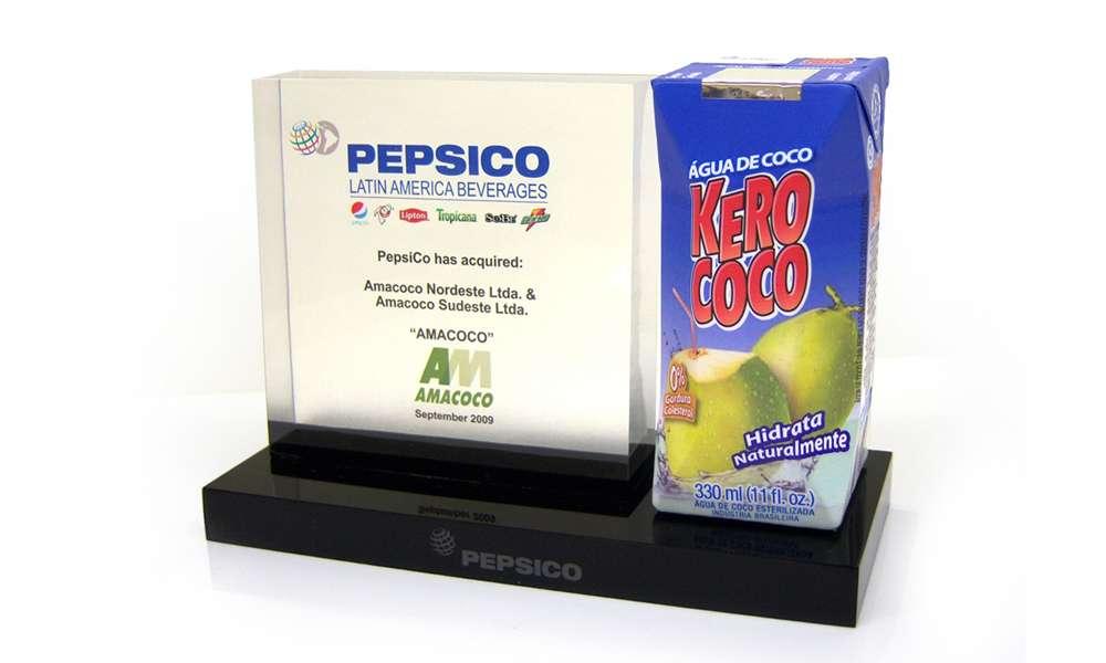 PepsiCo Lucite Deal Toy
