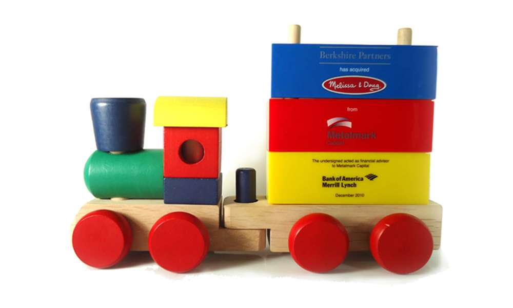 Melissa & Doug Toymaker Deal Toy