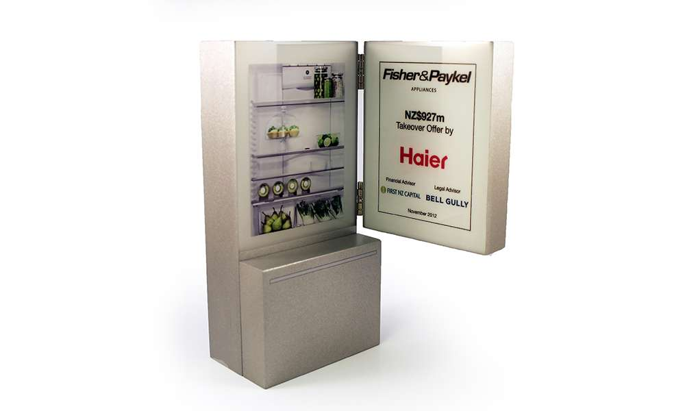 Haier Lucite Deal Toy