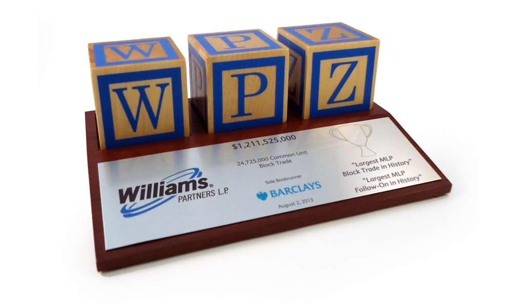 Williams Partners Wood Deal Toy