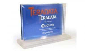 Teradata Communicatins Recognition Award