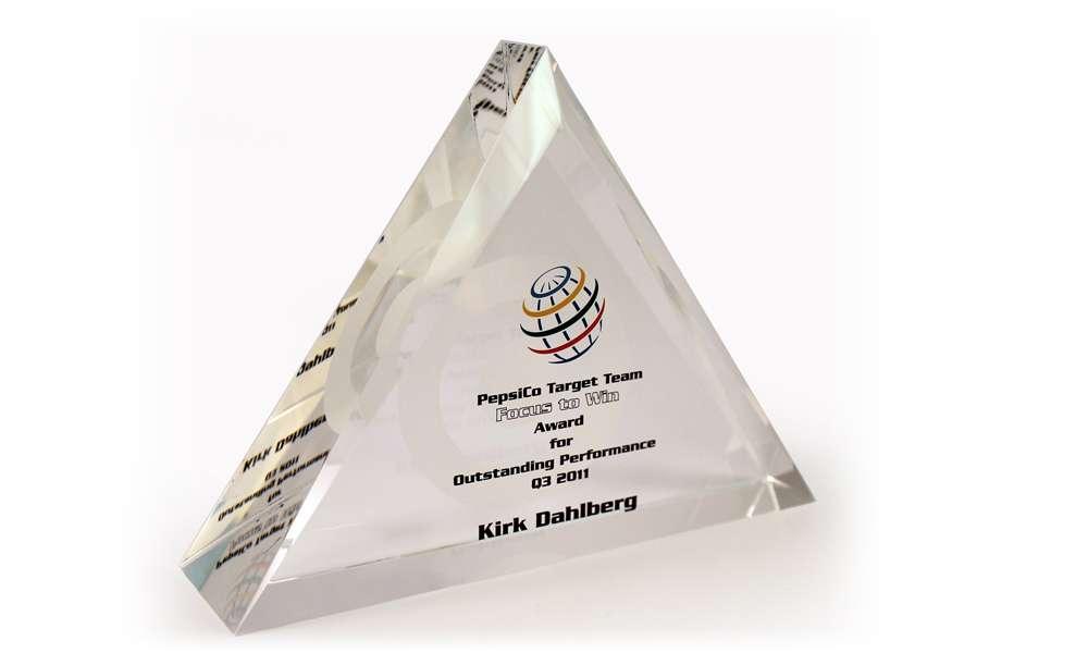 Pepsico Team Recognition Award