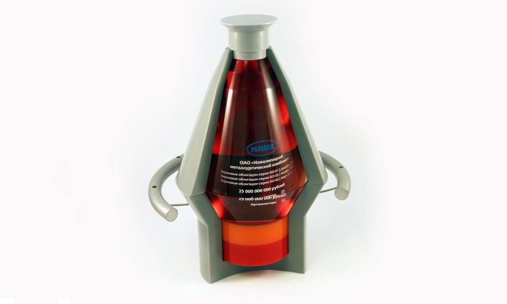 Thermo Blast Furnace Custom Lucite