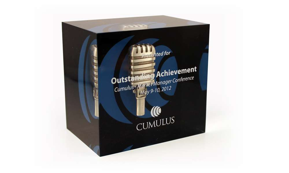 Cumulus Sales Recognition Award