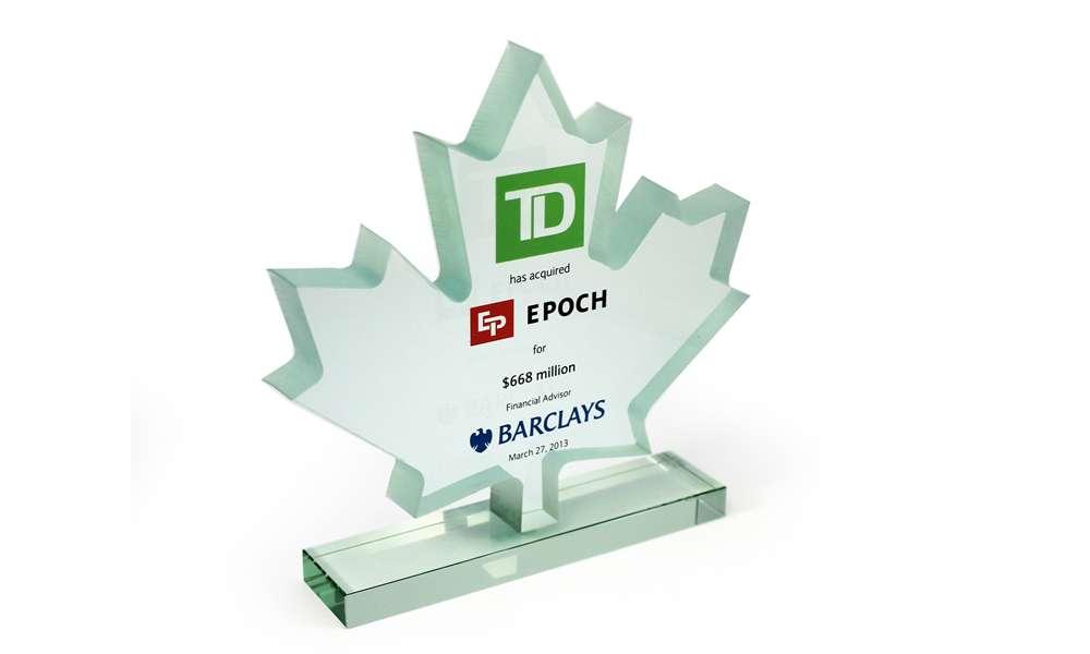 TD/Epoch Crystal Deal Toy