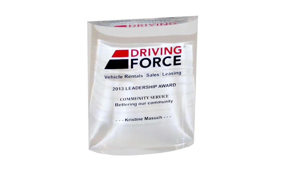 Driving Force Leadership Award