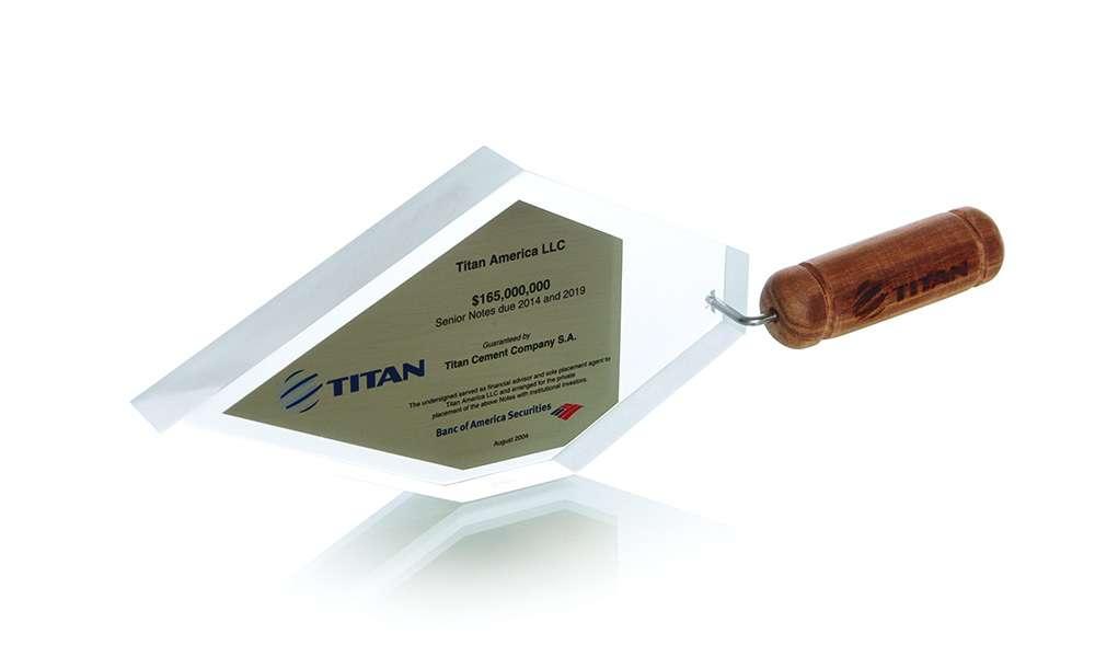 Titan America LLC Custom Deal Toy