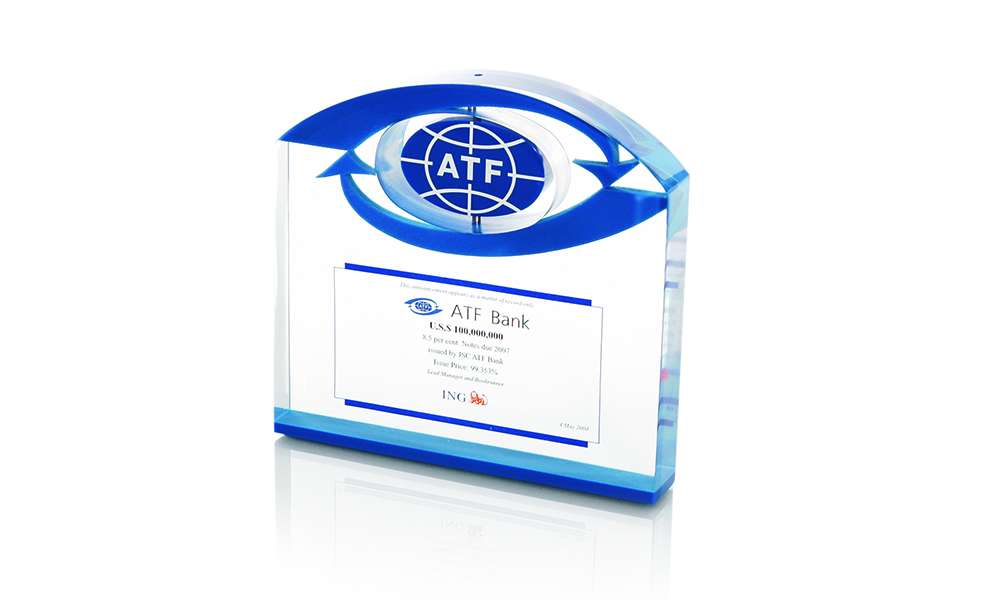 ATF Bank Custom Deal Toy