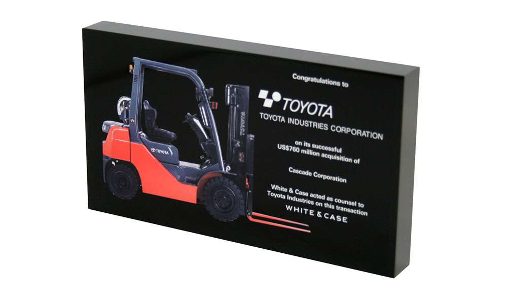 Toyota Law Firm Deal Gift