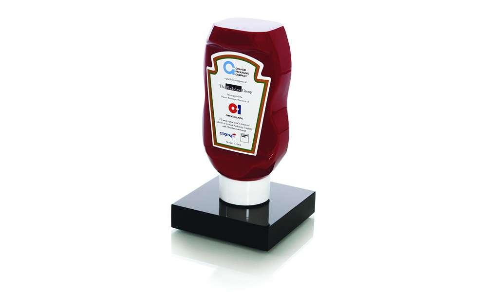 Citi Group Recognition Award