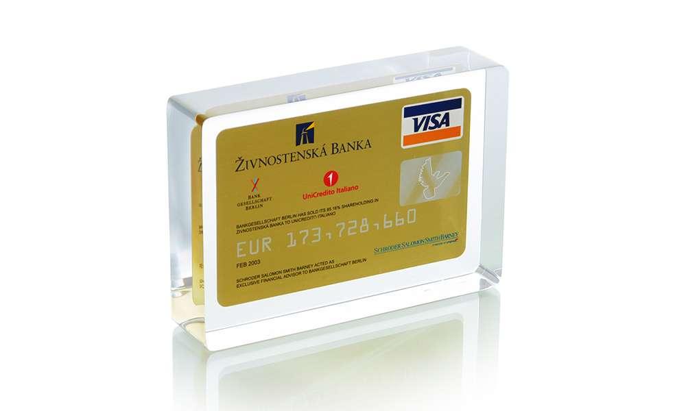 Zivnostenska Banka Recognition Product