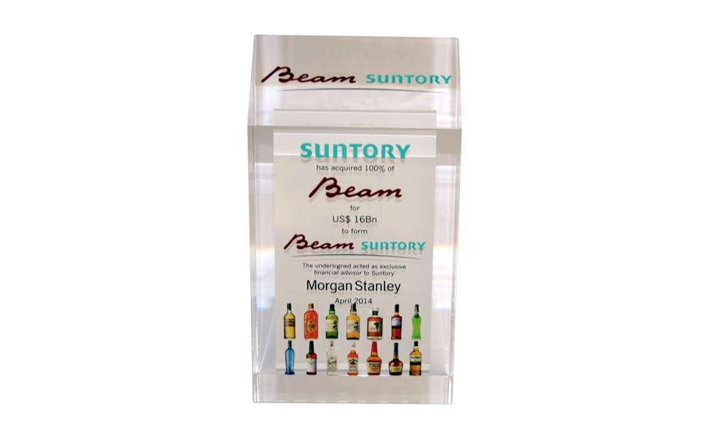 Beam Suntory Deal Toy