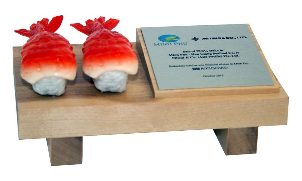 sushi deal toy