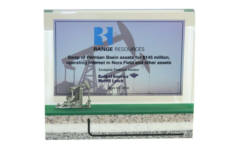 Gas Drilling Deal Gift