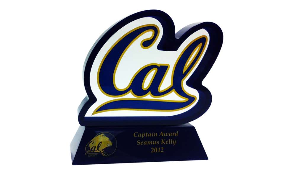 Custom Lucite Athletic Award