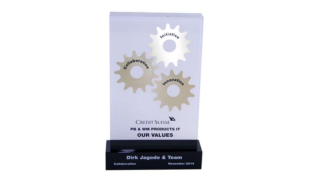 Corporate Values Team Award