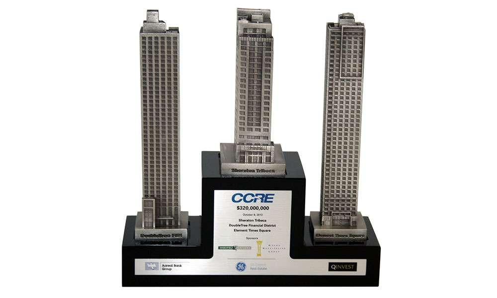 Real Estate Deal Toys Sheraton CCRE