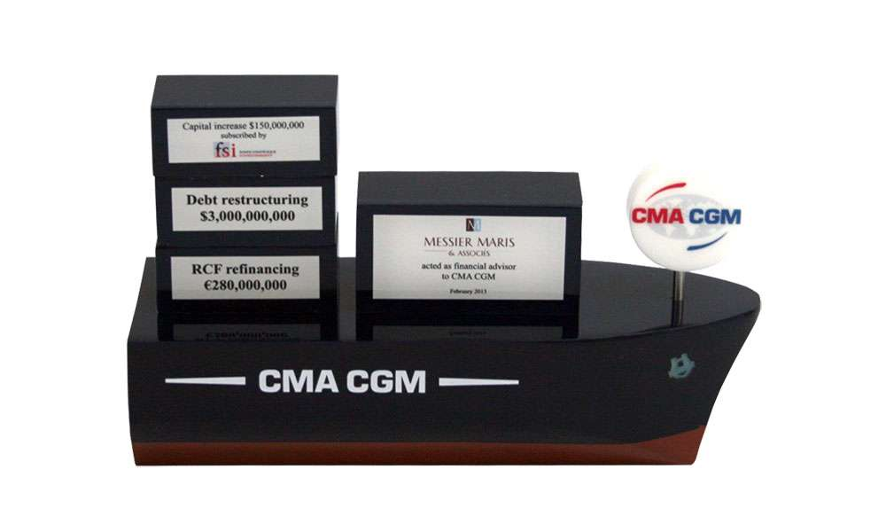 Container Shipping Deal Toy