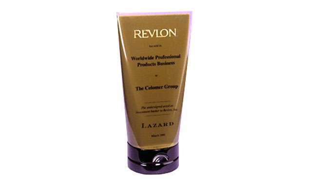 Lazard Revlon tube   Fashion and Cosmetics