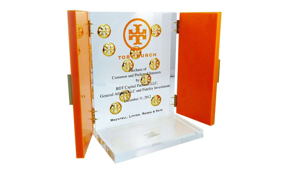 Tory Burch Deal Tombstone