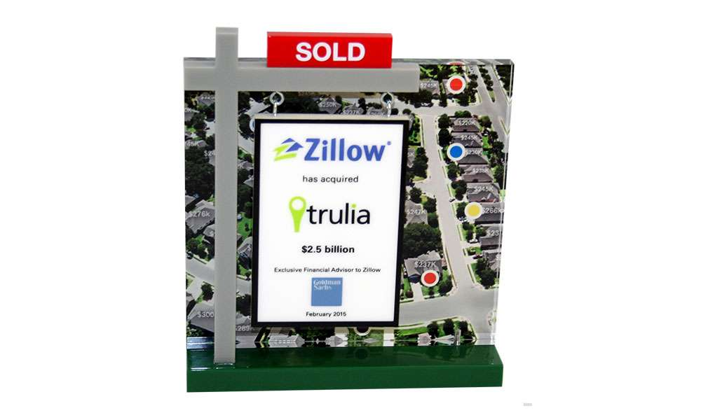 Zillow Real Estate Deal Gift with