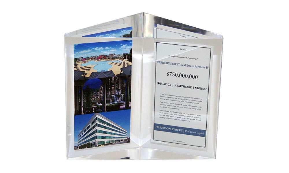 Real Estate Fund Closing Commemorative