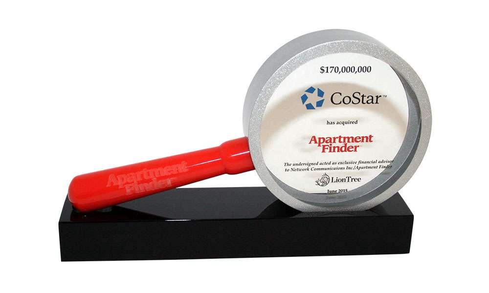 Online Real Estate Service Deal Toy