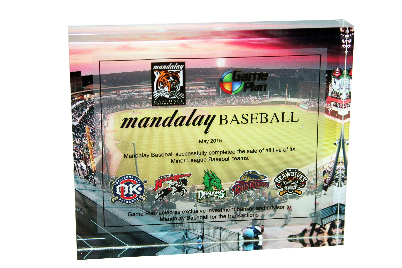 Baseball Team Deal Gift