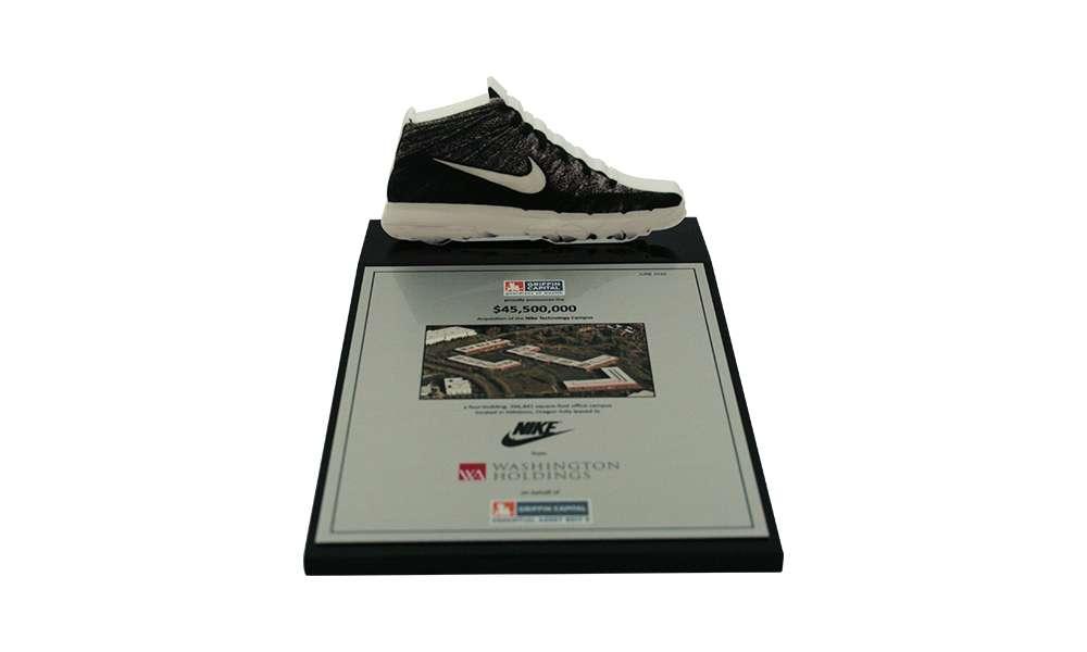 Nike Custom Real Estate Deal Gift