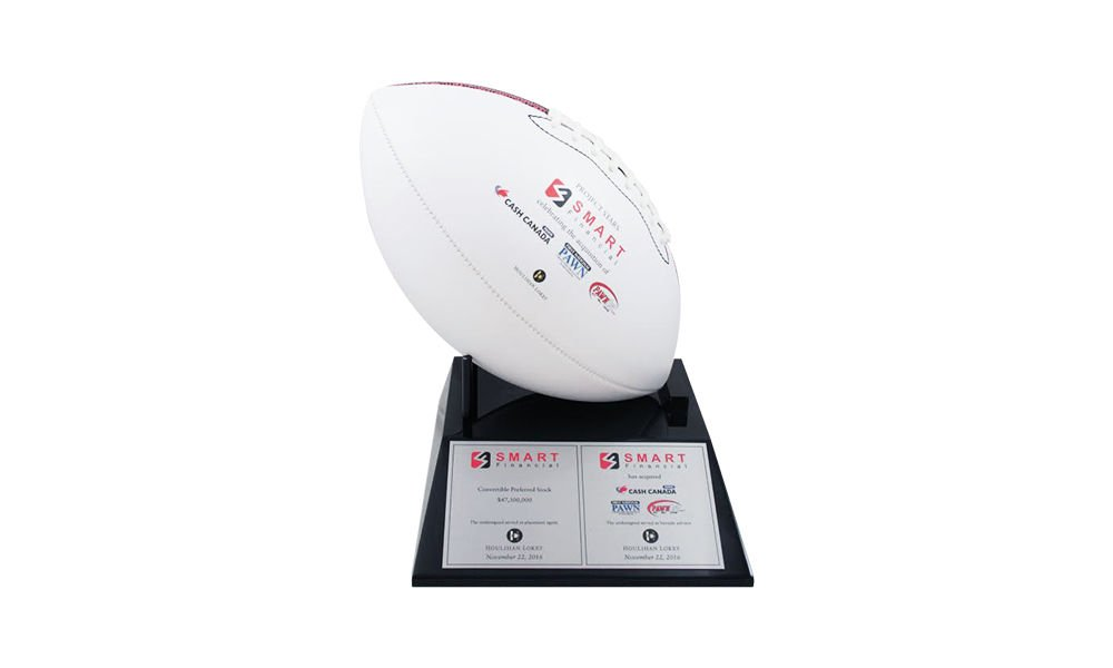 Football-Themed Corporate Gift