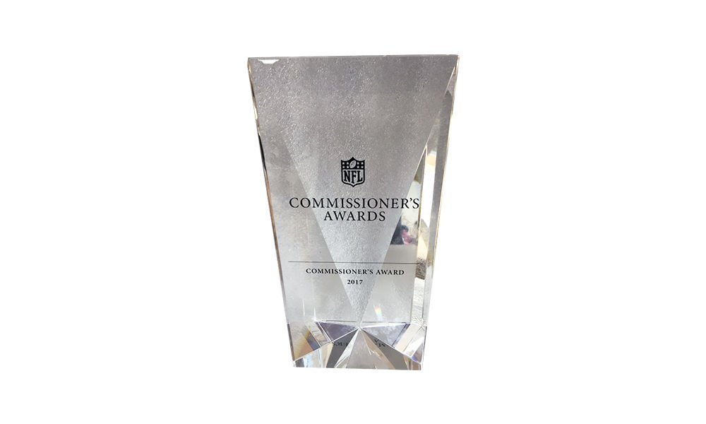 2017 National Football League Commissioner's Award