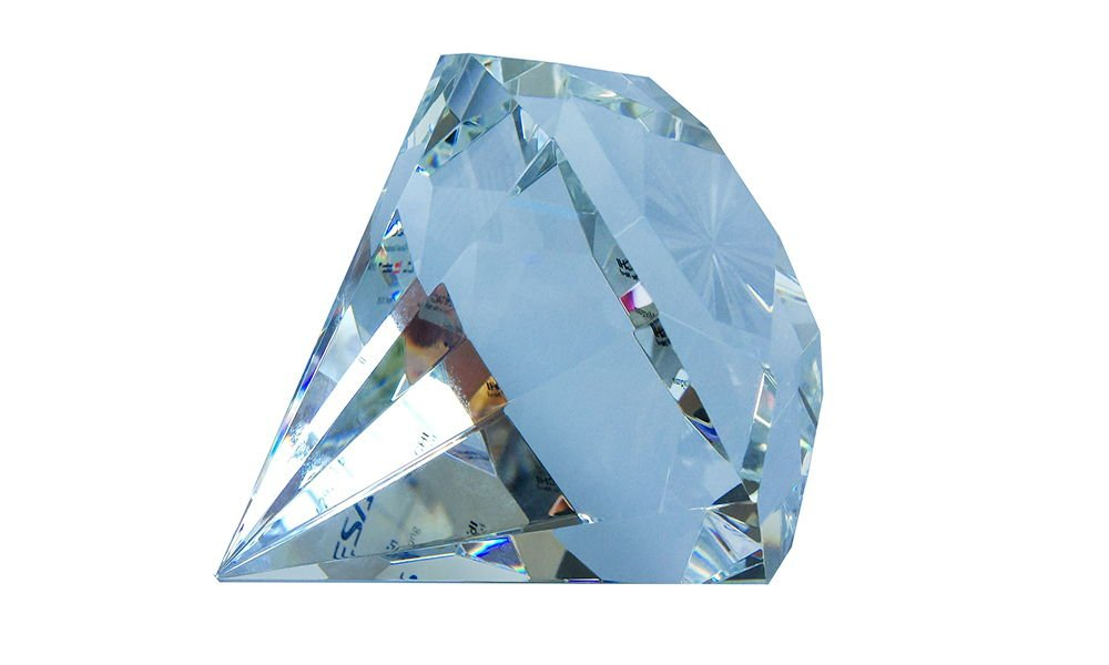 Diamond-Shaped Deal Toy
