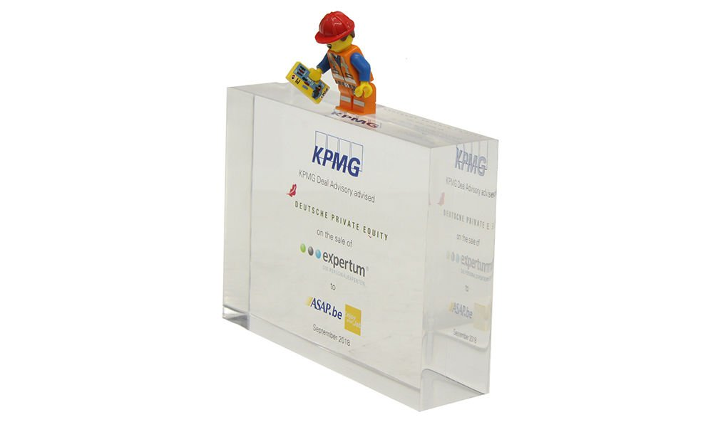 Staffing and Recruitment Industry Deal Toy
