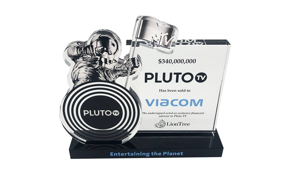 Viacom-Pluto Deal Toy