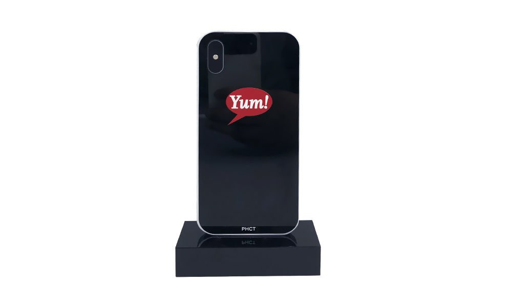 iPhone-Themed Financial Tombstone