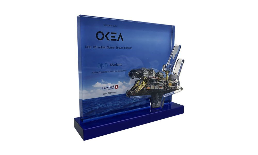 Offshore Oil Rig-Themed Deal Toy