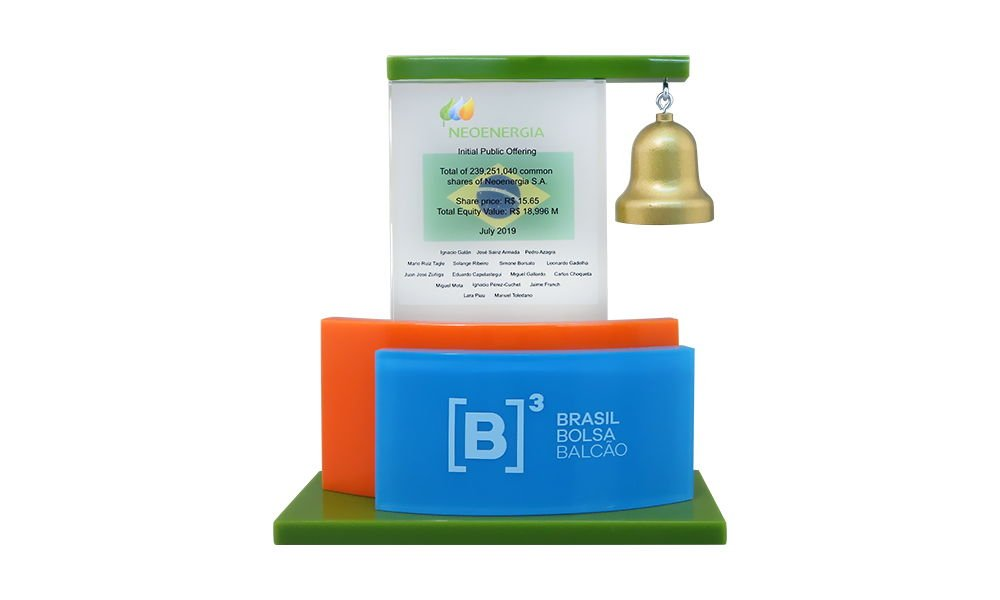 Bell Ringing-Themed IPO Deal Toy