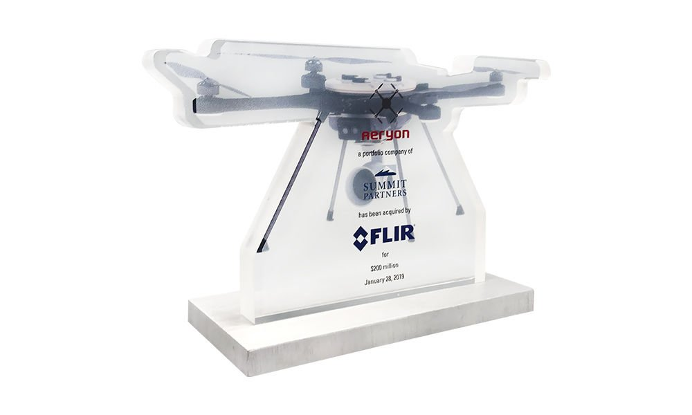 UAS-Themed Deal Toy
