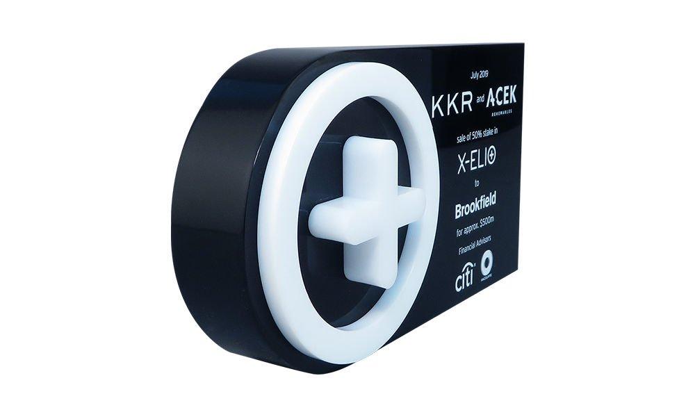 KKR-Brookfield Deal Toy