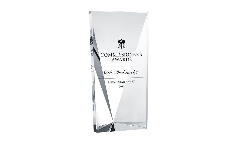 N.F.L Commissioner's Award