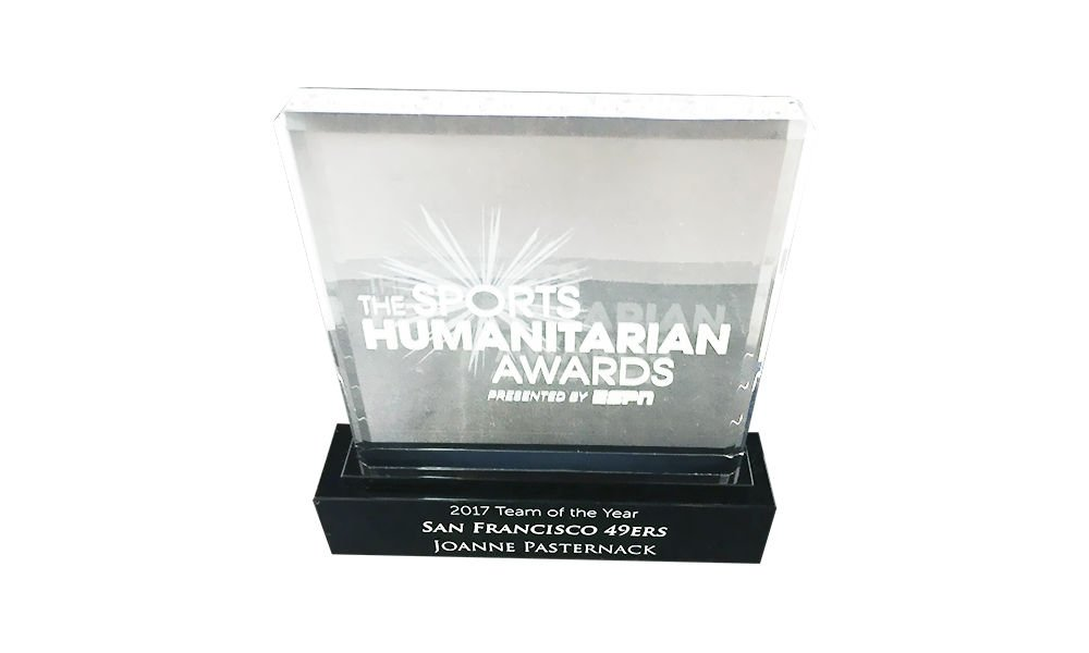 ESPN Sports Humanitarian Award