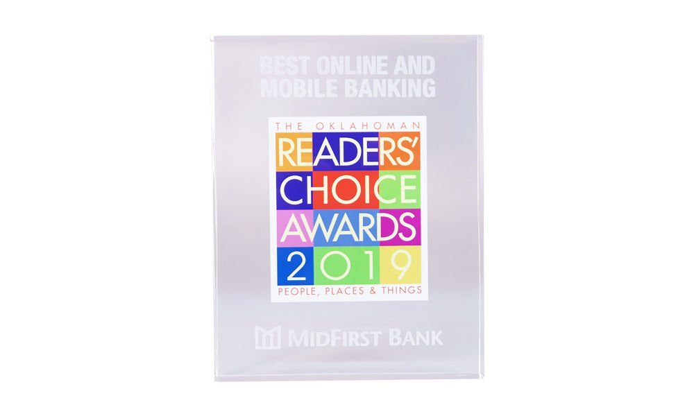 Readers' Choice Custom Award