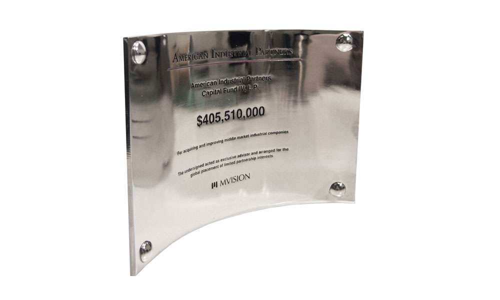 Pewter Curve Financial Tombstone
