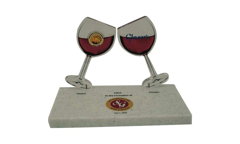 Wine-Themed Commemorative