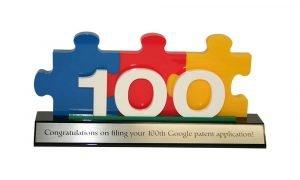 Patent Application Custom Commemorative