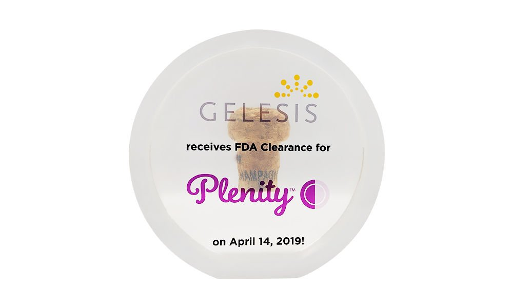 Custom Commemorative for FDA Clearance